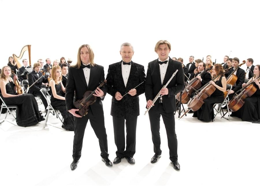 23 и 24 ноября 2013. Би-2 с симфоническим оркестром. Crocus City Hall