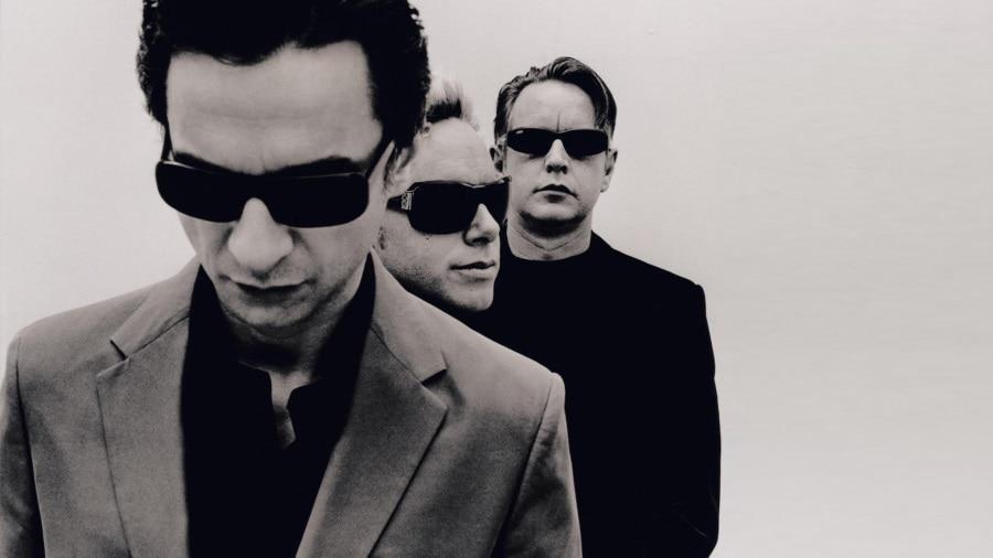 7 марта 2014. Depeche Mode. СК Олимпийский