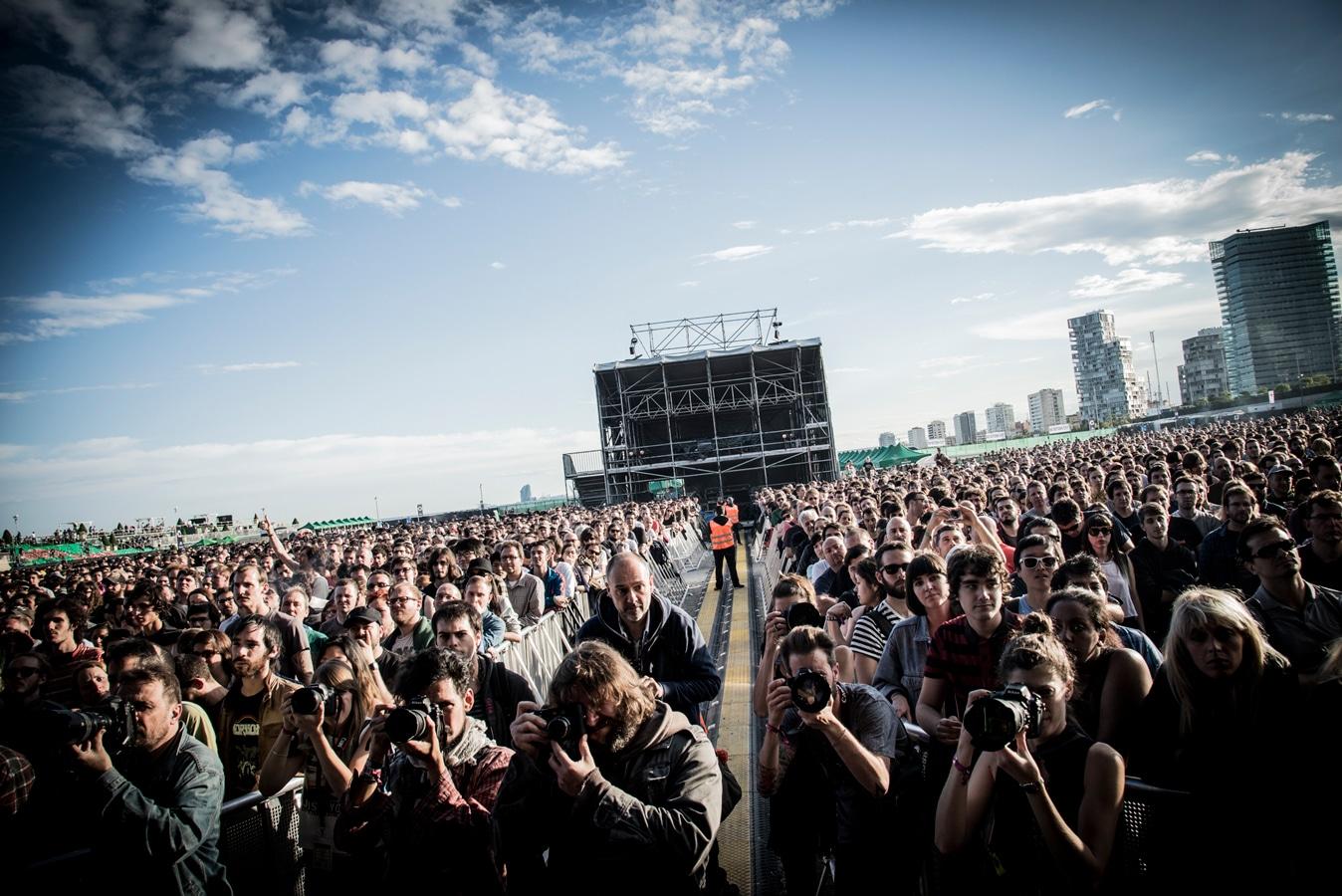 О летних европейских фестивалях:  Primavera Sound 2014. Барселона. Испания