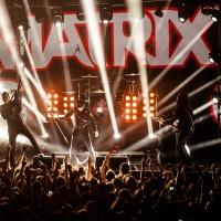 29 мая 2015. The MATRIXX. RED