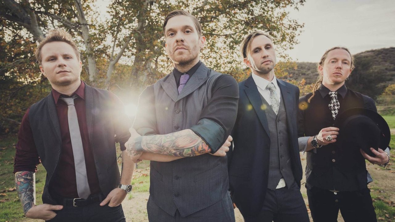 22 июня 2016. Shinedown. Yotaspace