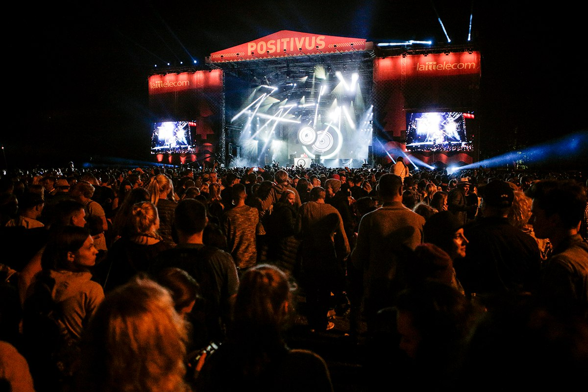 15 – 17 июля 2016. Positivus Festival 2016. Salacgriva. Репортаж