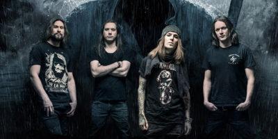 16 сентября 2017. Children of Bodom. ГЛАВCLUB GREEN CONCERT