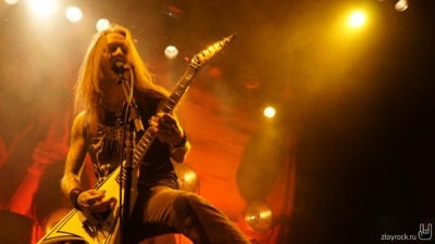 16 сентября 2017. Children of Bodom. ГЛАВCLUB GREEN CONCERT. Репортаж