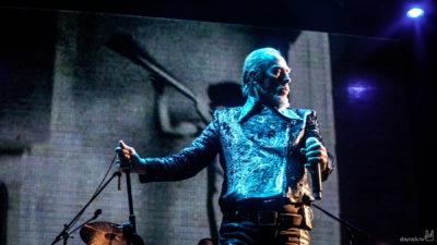 7 ноября 2018. Peter Murphy + David J. ГлавClub Green Concert. Репортаж