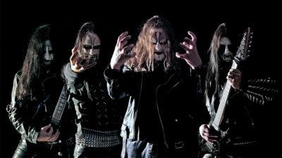 16 апреля 2019. Dark Funeral. Station Hall