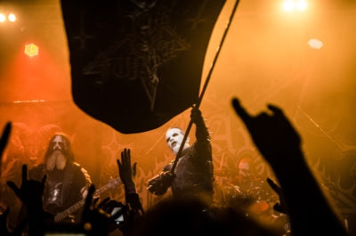 16 апреля 2019. Dark Funeral. Station Hall. Фоторепортаж