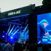 26-27 июля 2019. CHESS & JAZZ. Парк «Эрмитаж». Репортаж