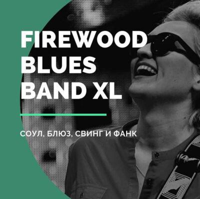 21 августа. FIREWOOD BLUES BAND XL. Ex:Libris.