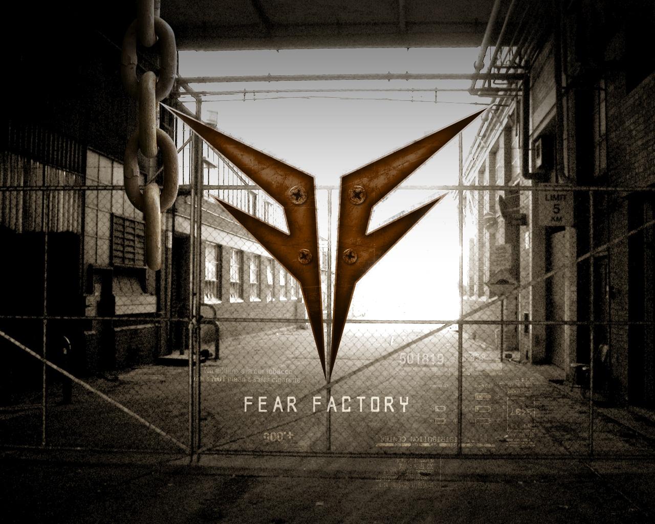 30 августа. Fear Factory. Москва HALL