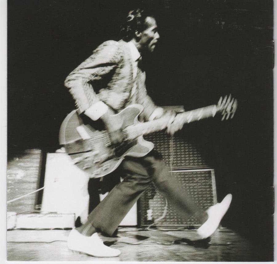 20 октября 2013. Chuck Berry. Известия HALL