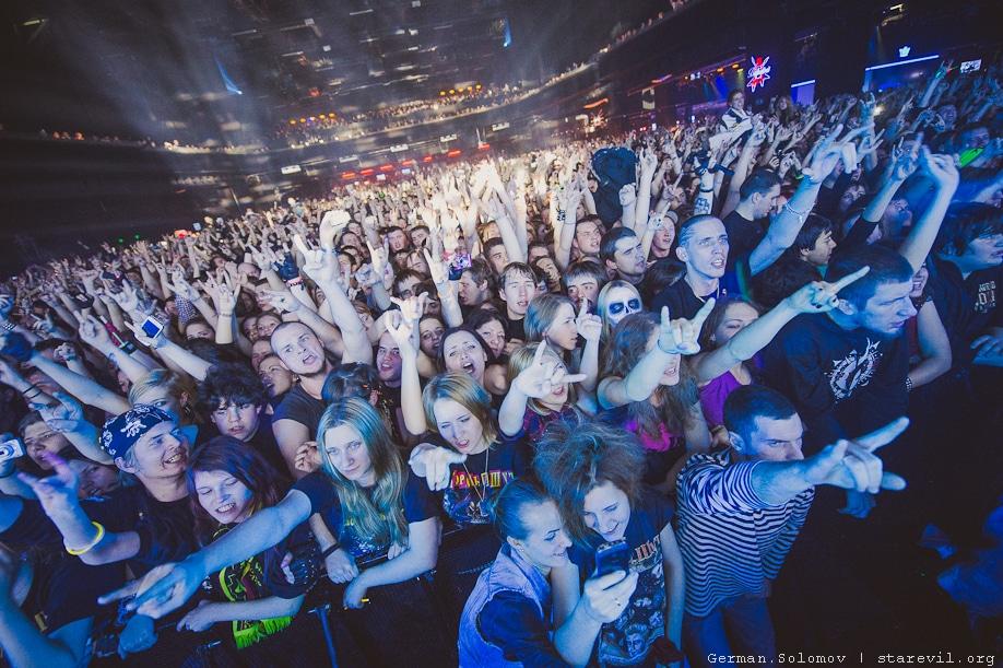 24 и 25 ноября 2013. Король и Шут. Последний Концерт в Москве. Stadium Live. Репортаж