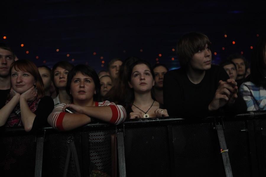 10 ноября 2013. Дельфин. Arena Moscow. Репортаж