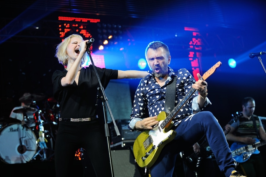22 и 23 ноября 2013. Ленинград. Arena Moscow. Фоторепортаж