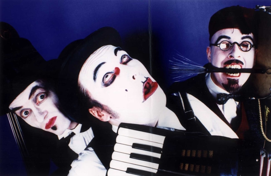 9 ноября 2013. The Tiger Lillies. 16 тонн. Репортаж