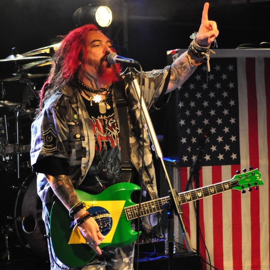 15 мая 2014. Korn и Soulfly. Stadium Live