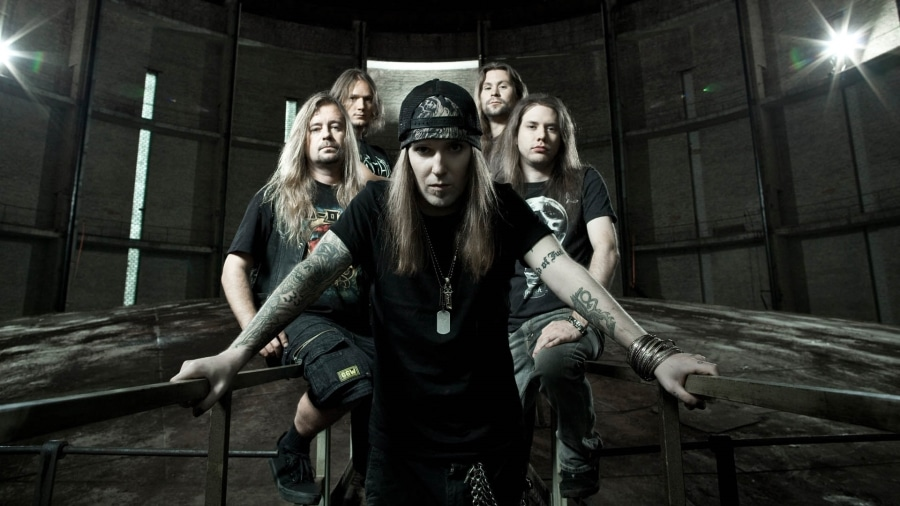 25 апреля 2014. Children of Bodom. Arena Moscow