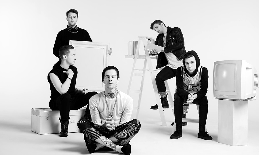 15 мая 2014. The Neighbourhood. ГЛАВCLUB