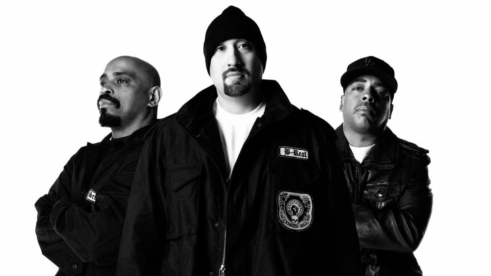 15 июля 2014. Cypress Hill. ГлавClub