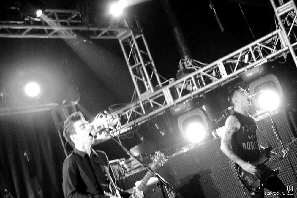 26 июня 2014. Anti-Flag. Volta. Репортаж