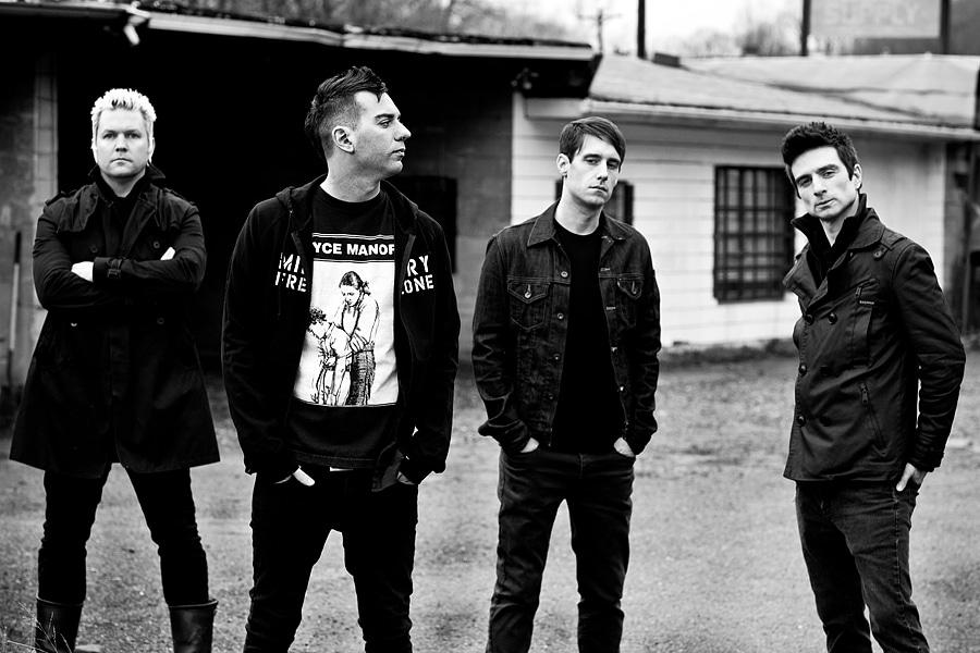 26 июня 2014. Anti-Flag. Volta