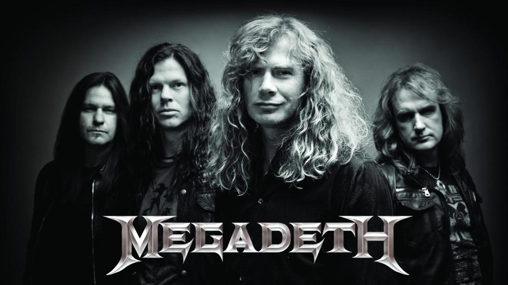 29 июля 2014. Megadeth.  Ray Just Arena