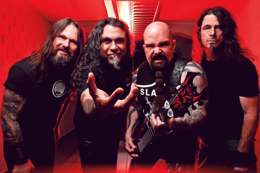 4 августа 2014. Slayer. Ray Just Arena
