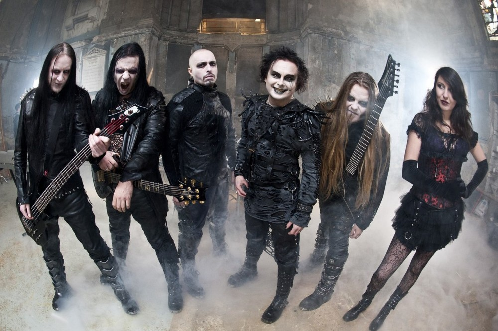 12 октября 2014. CRADLE OF FILTH. Ray Just Arena