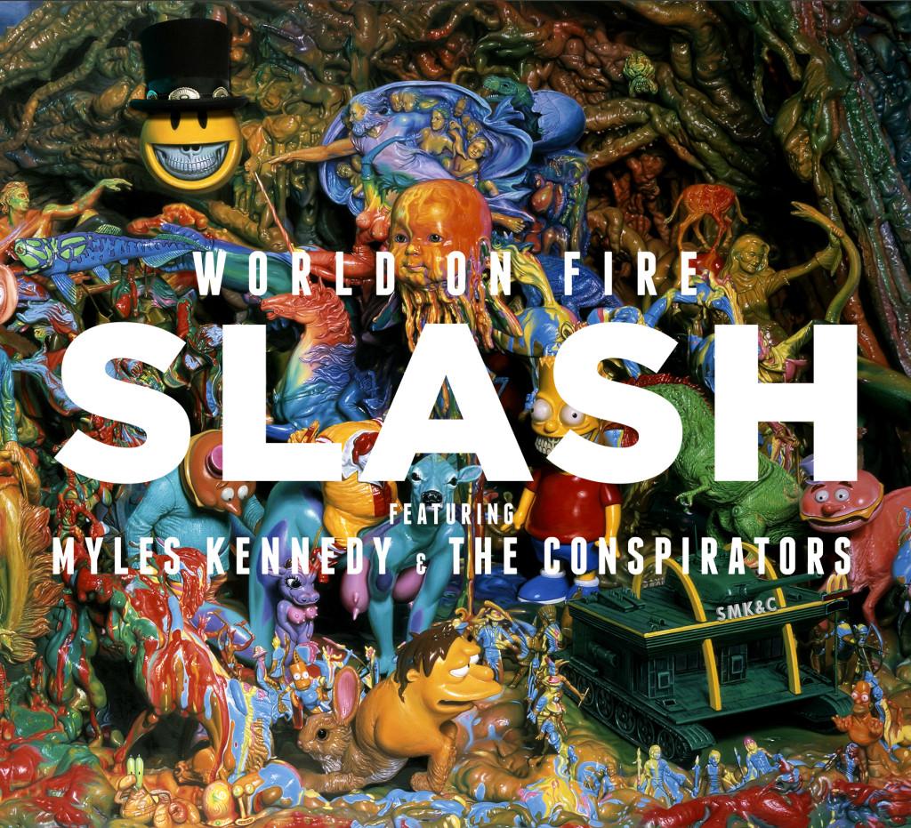 Slash - World On Fire (2014)