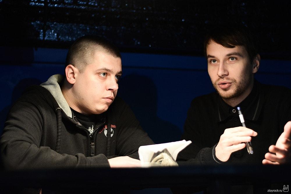 Иван Обухов и Дмитрий Невзоров