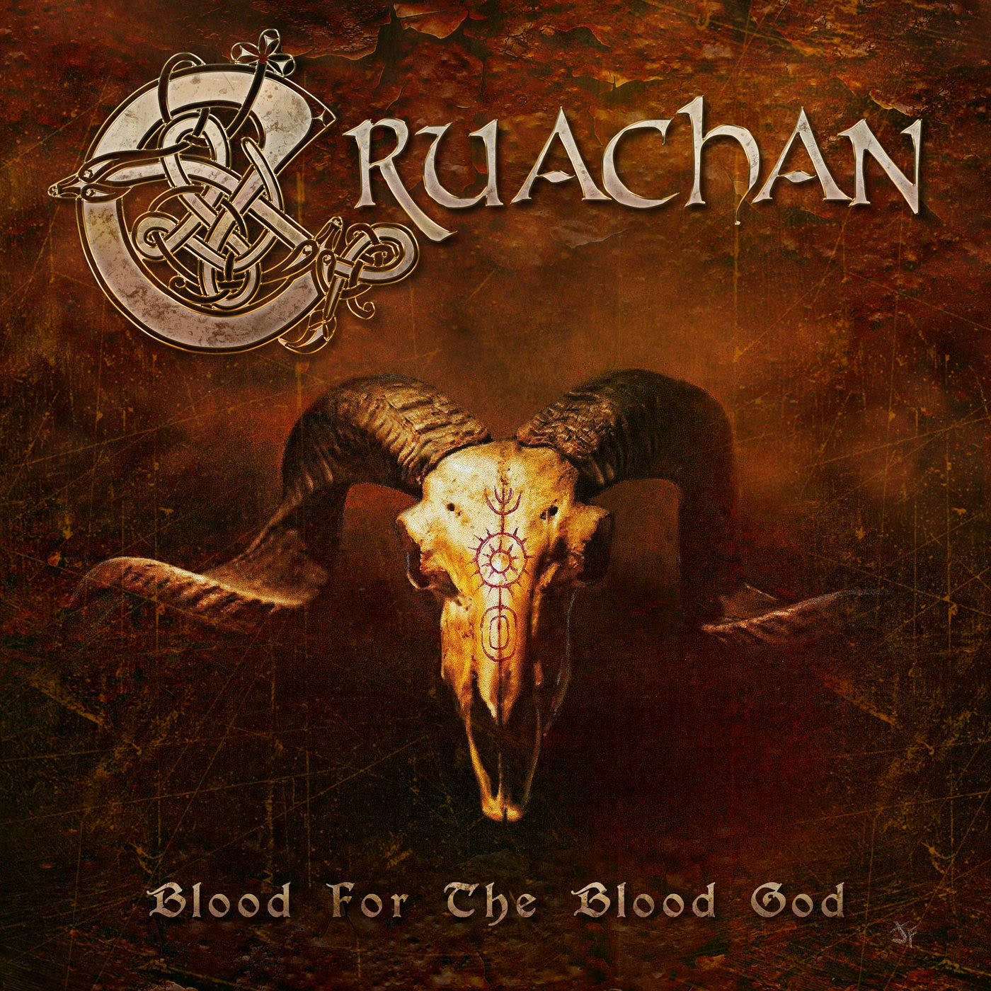 Cruachan - Blood for the Blood God (2014)