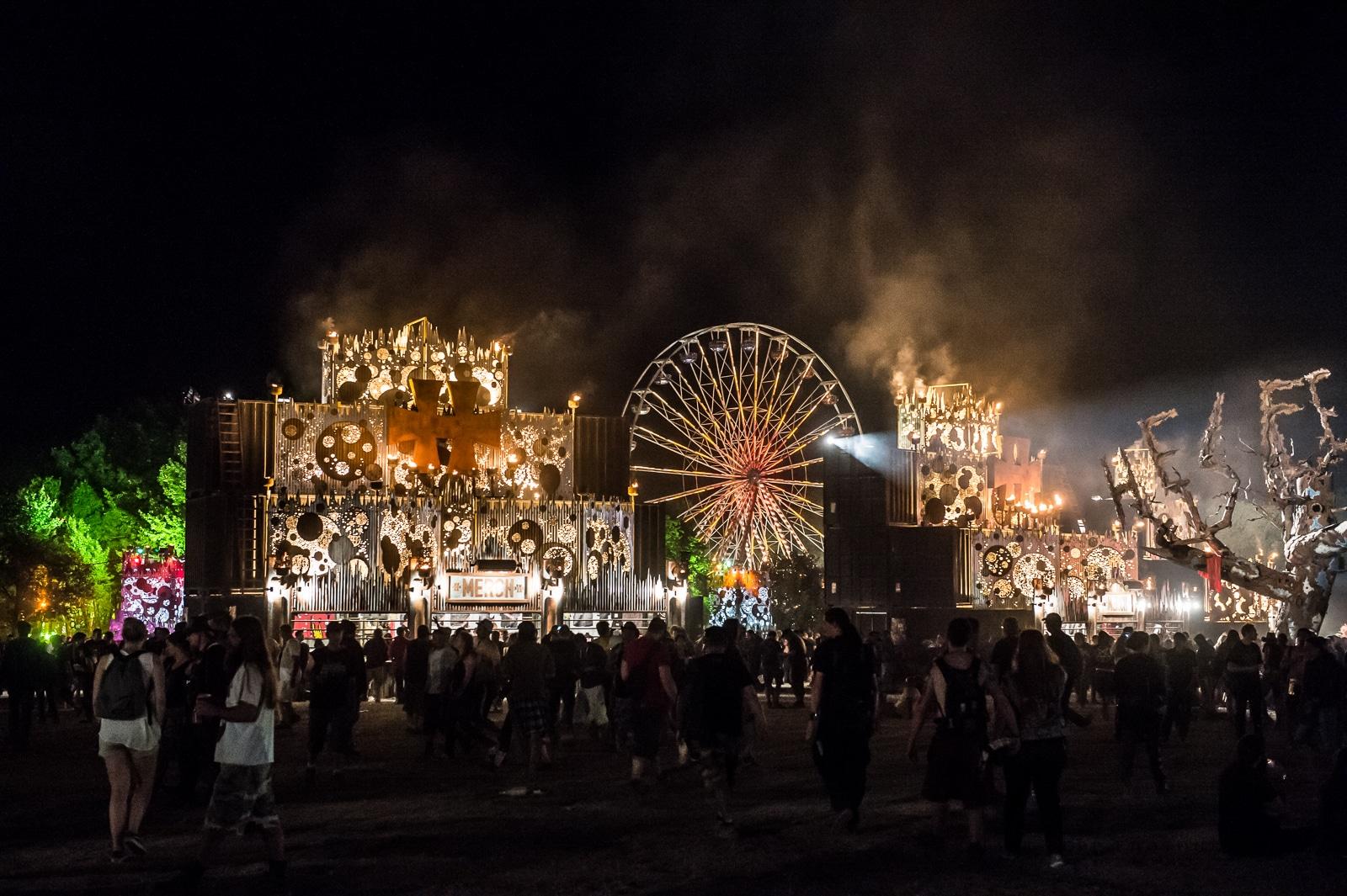 Летние европейские фестивали. HellFest 2014. Клиссон. Франция