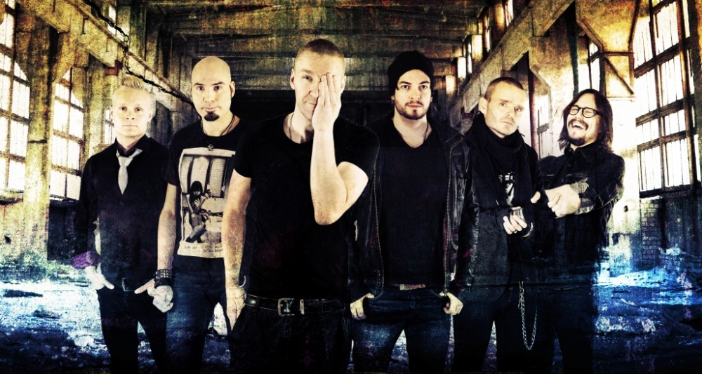 20 ноября 2015. Poets of the Fall. Ray Just Arena
