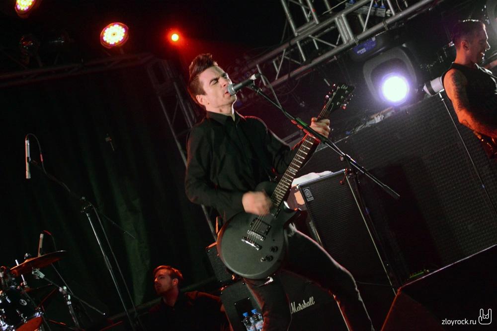 21 ноября 2015. Anti-Flag. ТЕАТРЪ