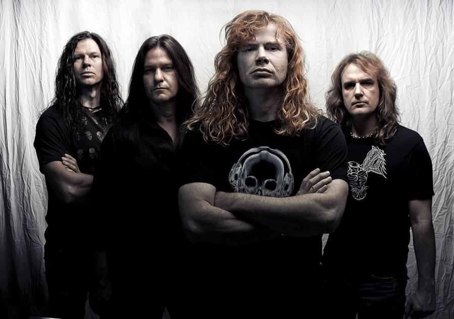 4 ноября 2015. Megadeth. Stadium Live