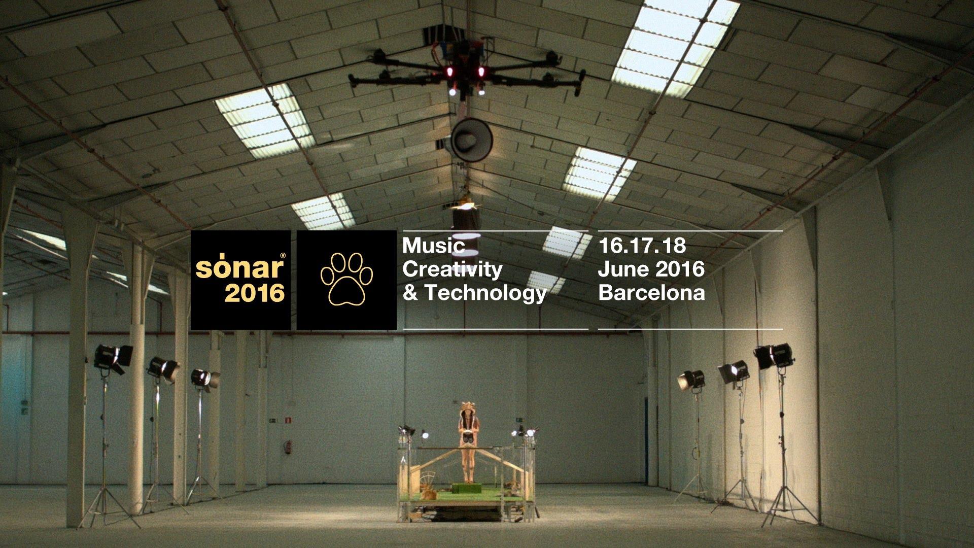 16-18 июня 2016. Sonar Barselona. Барселона